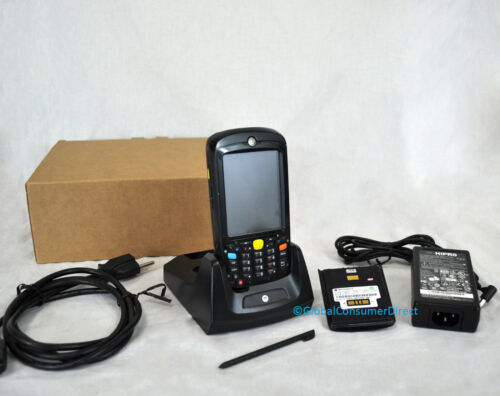 Cradle MC55 MC5574-PKCDURRA9WR Motorola 1D//2D WM6 GSM Barcode Scanner