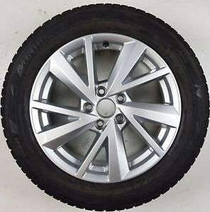 Original-Audi-17-Zoll-Winter-Komplettraeder-Felgen-Q2-81A-GA-7-5mm-R387