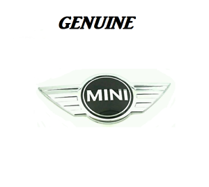 Mini Cooper GENUINE Emblem /'MINI/' Rear Hatch Decklid 51147026186 NEW