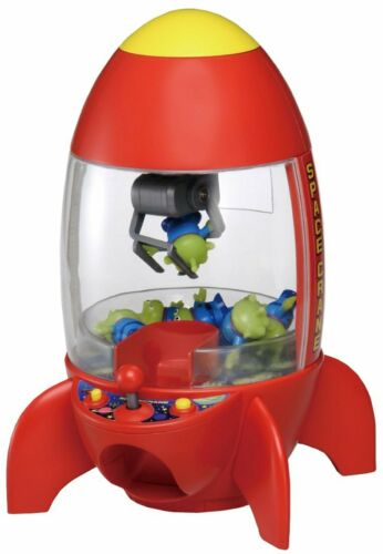 Disney Toy Story TAKARA Space Crane Little Green Alien Electric Claw Machine