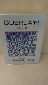 L-039-homme-ideal-sport-de-GUERLAIN-100-ml-Toilette-Pour-Homme-Spray-Men-EDT-VINTAGE
