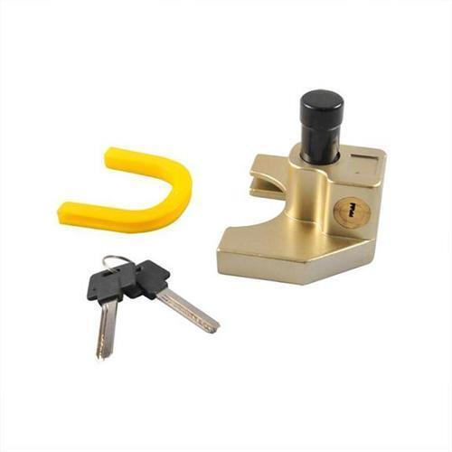 Remorque 50D avec sécurité antivol serrure remorque serrure accouplement
