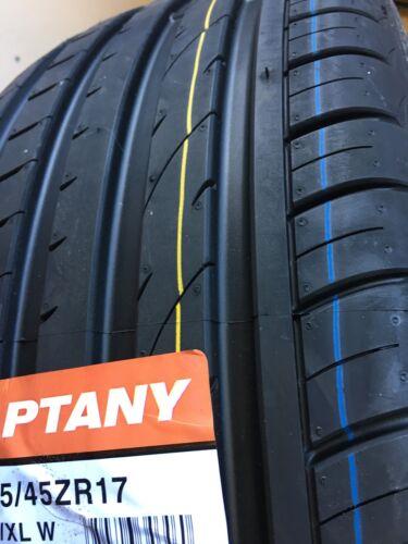 225//45R17 XL TOP QUALITY NEW 2x Tyres APTANY  225 45 R17 XL  94W BRAND NEW