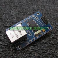 Ethernet Lan Module For Arduino Uno 2560 Avr Arm Pic Enc28j60 Network Rj45 Y14