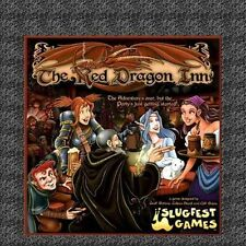 The Red Dragon Inn Game + 2, 3, 4 & 5 Expansions Bundle (New)