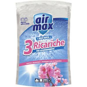 Airmax-Absorbeur-D-039-Humidite-039-Sali-Motif-a-Fleurs-PRIMAV-3-Recharges