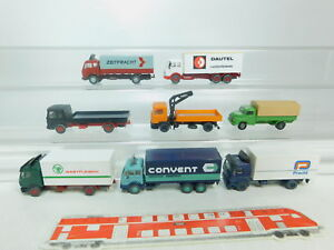 Bn191-0-5-8x-Wiking-h0-1-87-camion-camiones-se-Mercedes-Benz-MB