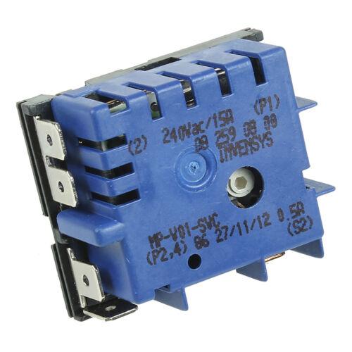 Véritable BELLING New World /& poêles cuisinière plaque de cuisson énergie Régulateur Thermostat Switch