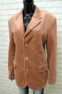 Giacca-Blazer-Donna-SYSLEY-Taglia-50-Jacket-Vintage-Woman-Modal-Blouson-Femme