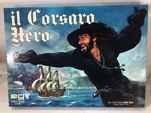 IL-CORSARO-NERO-EG-Gioco-in-Scatola-Sandokan-Kabir-Bedi-MIB-1976-NUOVO-pirati