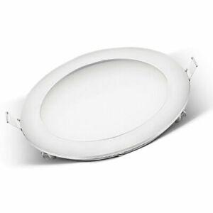3W-LED-Panel-Slim-Einbaustrahler-Rund-Leuchte-Einbau-Deckenleuchte-Flach