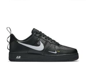 air force one low utility noir femme