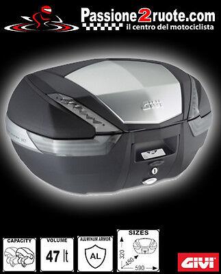 Baule Bauletto Valigia Moto Scooter Givi V47-Nnt V47nnt Tech Monokey