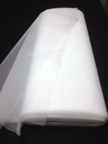 TULLE mariage BLANC largeur 150 cm RIGIDE RAIDE pas cher déco tutu  au mètre