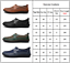 Men-Leather-Loafers-Casual-Shoes-Breathable-Driving-Slip-on-Moccasins-Mesh-Shoes thumbnail 3