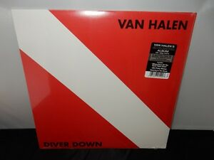 Diver-Down-LP-by-Van-Halen-VINYL-2015-New-Sealed-REMASTERED-from-Analog-Tape