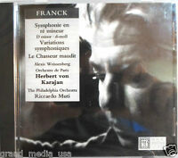 Franck: Symphony In D Minor - Herbert Von Karajan (1997 Musical Heritage Cd)