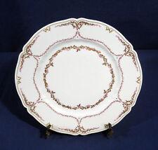 """Vintage Antique Haviland Limoges China SAVOIE Dinner Plate 10-1/4"""" 1 of 10"""