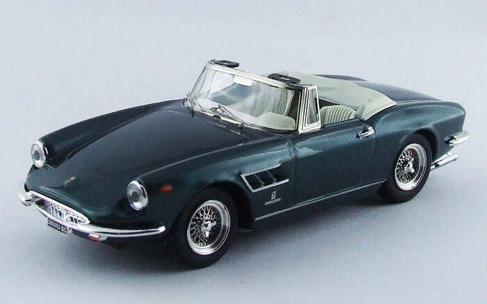 Best  MODEL 9552 - Ferrari 330 GTS cabriolet Grün métallisé - 1966  1 43