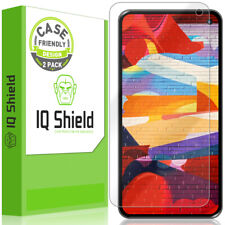 IQShield TPU Screen Protector for Samsung Galaxy S10e - 2 Pieces, Clear