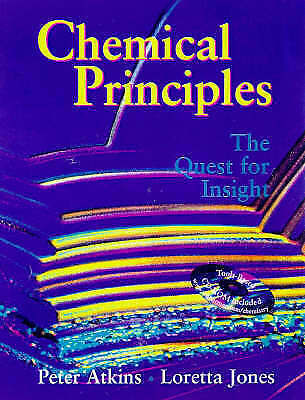 Chemical Principles: The Quest for Insight-ExLibrary