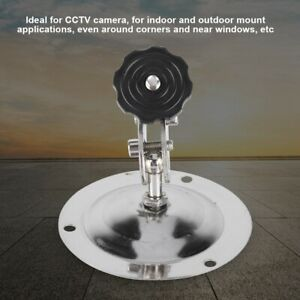 Wall-Mounted-Bracket-Stand-For-CCTV-Security-Surveillance-Camera-Stainless-Steel