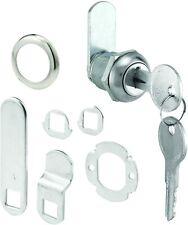 Cabinet Lock Replacement Desk Drawer Lock Keys Steel Part File Tool Box Panel Us