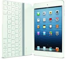 Logitech Ultrathin Bluetooth Wireless White Keyboard iPad mini - French AZERTY