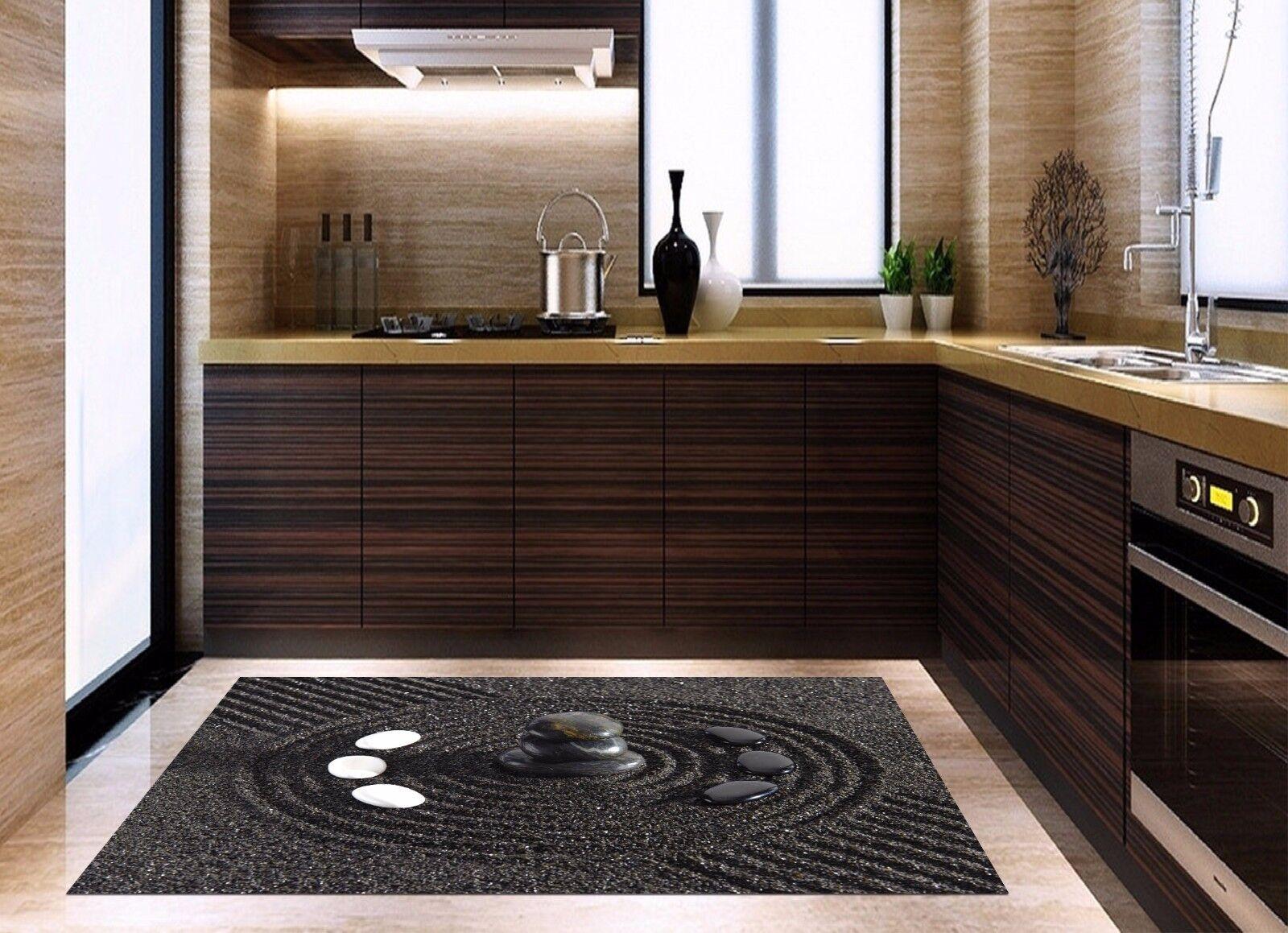 3D Sandsteine 7 Küchenmatte Bodenbilder Wand Drucken Wand Deco AJ WALLAPER AU