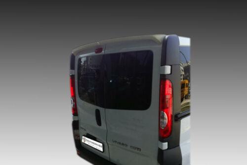 Dachspoiler Heckspoiler Opel Vivaro Nissan NV300 Primastar Renault Trafic A424