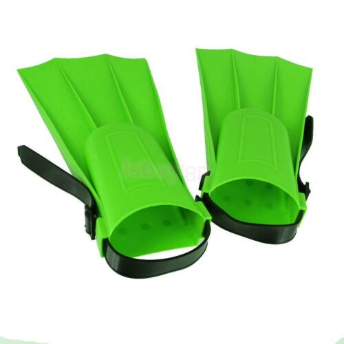 Adjustable Fins Training Long Flippers Scuba Diving Swimming Snorkeling