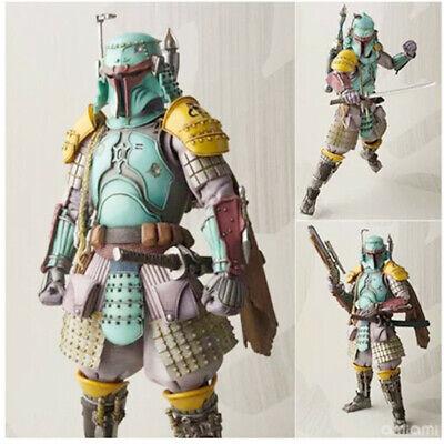 "6.3/""Star Wars Samurai Ronin Boba Fett BAN DAI PVC Action Figures Statue"