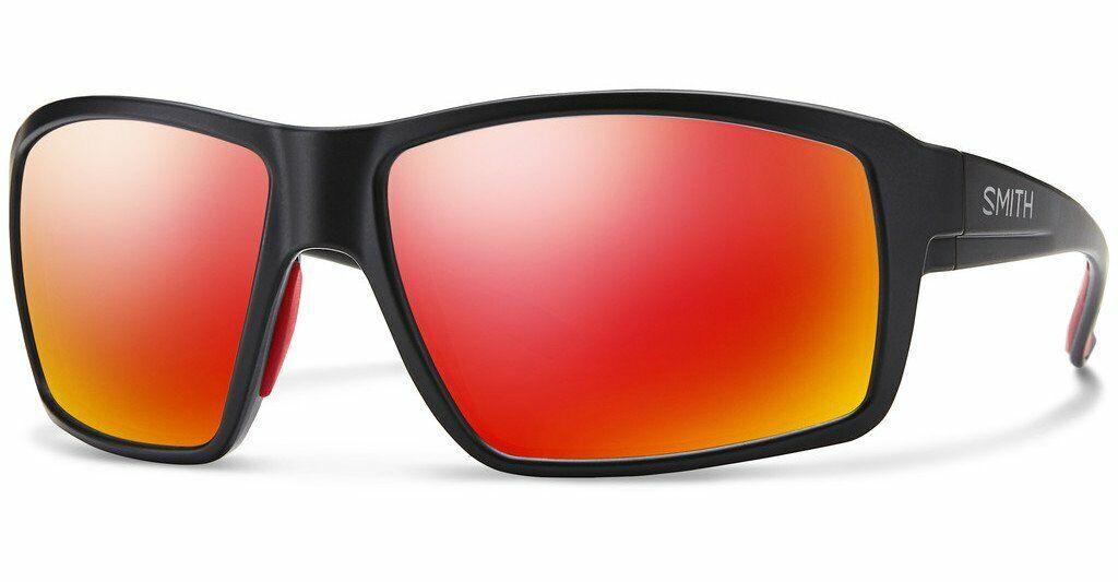 Smith Sunglasses Fireside Matte Black
