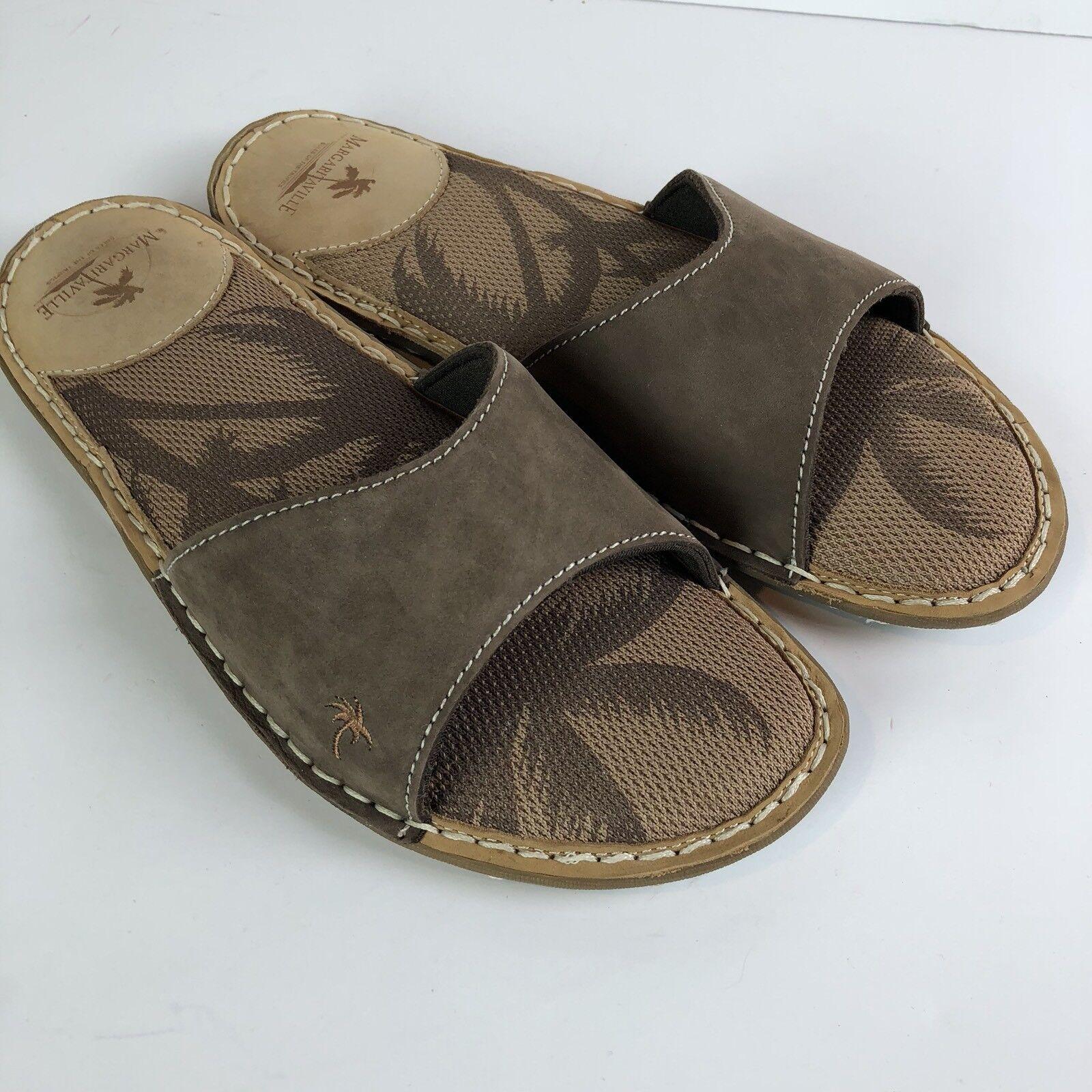 Margaritaville Mens Slide Sandals 12m