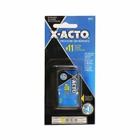 X-acto 11 Classic Fine Point Replacement Blades Pack Of 40 (x7... Free Shipping