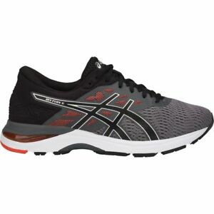 5051677dbba Asics T811N-9790 GEL-Flux 5 Carbon Black Cherry Tomato Men s Running ...