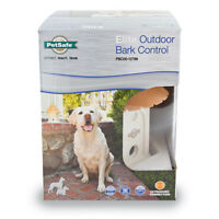 Outdoor Bark Control Birdhouse Petsafe Elite Ultrasonic + Timer Stop Dog Barking on Sale