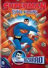Superman Super Villains Bizarro 2013 DVD