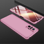 miniatura 14 - COVER per Xiaomi Redmi Note 10 / Pro CUSTODIA Fronte Retro 360 + VETRO TEMPERATO