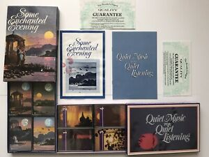 Quiet-Music-Quiet-Listening-Enchanted-Evening-Readers-Digest-Cassette-Tapes-3