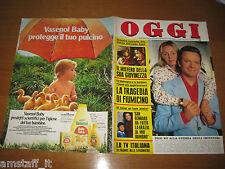 OGGI 1974/1=ALIGHIERO NOSCHESE=POMIGLIANO D'ARCO=MARIO ROSSELLO=FRANCO ROSI=