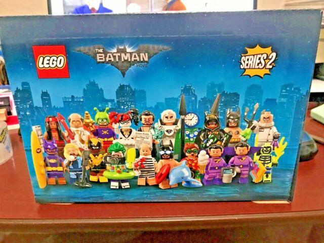 LEGO 71020 BATMAN MOVIE Minifigures Collezione Serie 2 Originale
