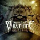 Scream Aim Fire [Digipak] by Bullet for My Valentine (CD, Jan-2008, Sony Legacy)