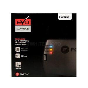 Fortin-EVO-NIST1-Stand-Alone-Remote-Starter-For-Nissan-Infiniti-Push-To-Start-E