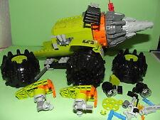 Lego--8960-- Power Miners-- Granitbohrer --Thunder Driller--Ersatzteil Konvolut-