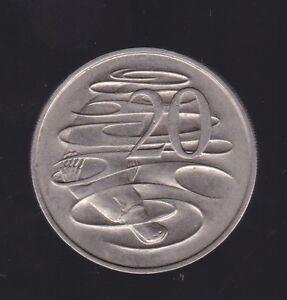 1966-Australia-20-Cent-Coin-I-811