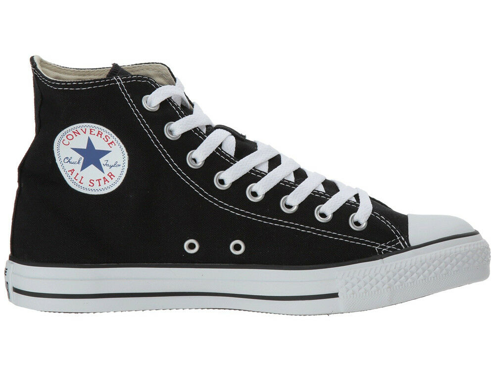 Converse CHUCK TAYLOR All Star Star Star High Top Unisex Canvas Shoes  NEW b15e49