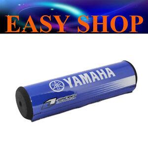 Handlebar Pad Blue for Yamaha Motorcycle Cross Motocross Dirt Bike ATV Bar Grip