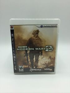 Call of Duty: Modern Warfare 2 (PlayStation 3, 2009) Complete Tested