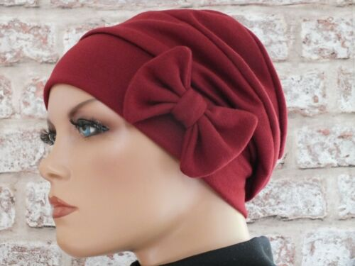 Jersey Hat Head wear for Cancer Hair Loss Leukemia Chemo
